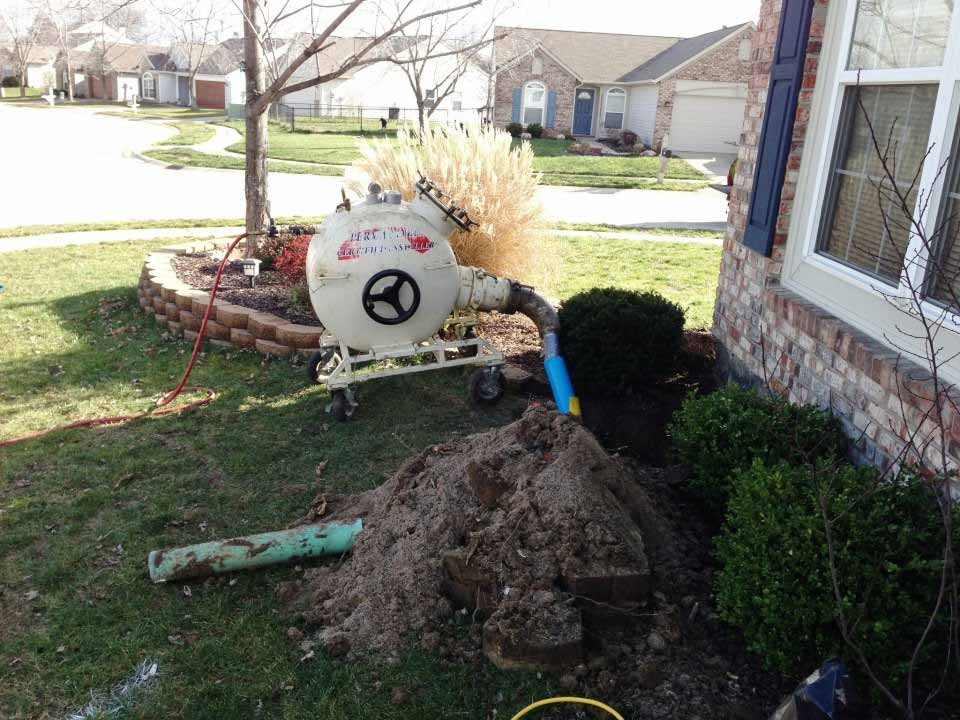 pipe repair Indianapolis
